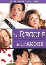 Dvd LE REGOLE DELL'AMORE - Stagione 02 - (2 Dvd) Serie Tv ......NUOVO