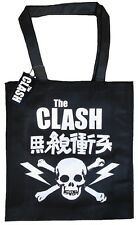 offic.the CLASH TESCHIO SOTTO Licenza Global Merchandising Shopping Borsa Eco