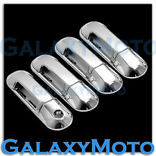 03-05 Lincoln Aviator Triple Chrome 4 Door Handle W/O Passenger Keyhole Cover