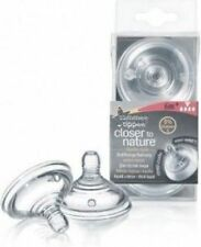 Tommee Tippee Closer to Nature Vari Flow Teat 2pack