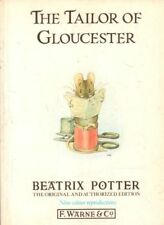 The Tailor Of Gloucester(Paperback Book)Beatrix Potter-1987-Good