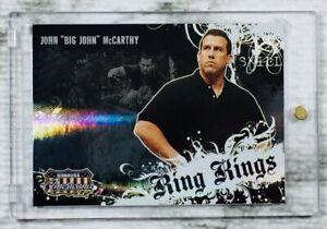 "2008 Donruss Americana (#416/500) JOHN MCCARTHY ""RING KINGS"" SP RC/ROOKIE! UFC!!"