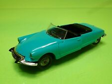 NOREV 88  DS 21 - CABRIOLET - TURQUOISE 1:43 - GOOD CONDITION
