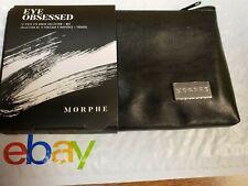 Morphe Eye Obsessed 12 Piece Eye Brush Collection & Bag