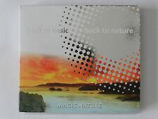 CD Magic Nature Back to basic Back to nature