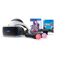 NEW Sony Playstation VR Bundle Blood & Truth and Everybody's Golf