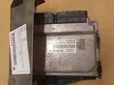 AUDI A3 ENGINE ECU ONLY, 1.6, PETROL, MAN T/M TYPE, 3DR HATCH, 8P, 06/04-04/13