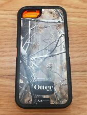 Genuine Otter Box Defender Case For iPhone 5 W/ Realtree Print & Rugged *NO CLIP