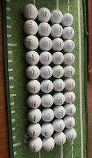 40 Used Titleist Golf Balls