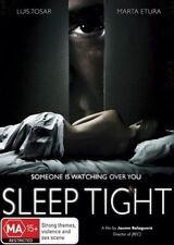 Sleep Tight (DVD, 2013) Luis Tosar, Marta Etura, Iris Almeida, Tony Corvillo
