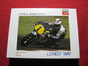 Wayne Gardner 300 Piece Jigsaw Puzzle 1988 Suzuka 500cc Superbike Honda NSR500