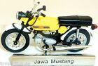 JAWA Mustang MOTO giallo DDR 1:24 ATLAS 7168119 NUOVO conf. orig. LA2 µ