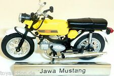 JAWA MUSTANG MOTO AMARILLO RDA 1:24 ATLAS 7168119 nuevo emb. orig. LA2 µ