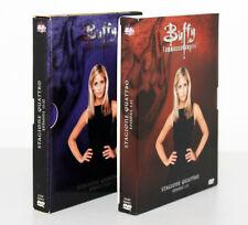 BUFFY. L'AMMAZZA VAMPIRI STAGIONE 4  [EP. 1-10 / 11-22] DVD COFANETTI ORIGINALI