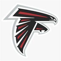 Atlanta Falcons #1 NFL Logo Die Cut Vinyl Decal Buy 1 Get 2 FREE