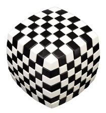 7x7 Puzzle Cube - V-Cube Skill Twisting Puzzle Square Toy - High quality