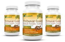 DivyaHerb Tribuvar Gold Powder (Gokhru - Gokshura),