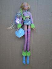 """Hi Glamm Leggy Pam Glam Girl Fashion 13"""" Doll Long Legs 2007 Giochi Preziosi"""