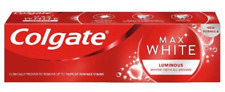 Colgate Max White Luminous Sparkling 75ml Tooth Paste