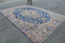 """12x9 Vintage Handmade Turkish Oushak Area Rug 151""""x108"""""""