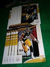 2018 Rookie & Stars Pittsburgh Steelers Team Set (2015 Bud Dupree RC) 11 cd 7 RC