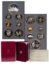 1996 United States Mint Prestige Set Atlanta Olympic Games Dollar Rowing SKU1480