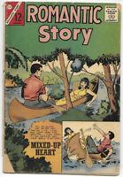 Romantic Story #64 1963 GD CDC Comics Free Bag/Board