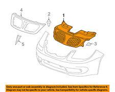 Pontiac GM OEM 07-09 G5 Grille Grill-Insert Panel 15247902