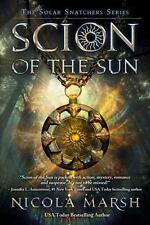 Scion of the Sun by Nicola Marsh TPB