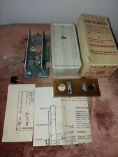 Vintage Authotone National Model NOS Mechanical Door Chime Works Complete