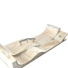 Reed Ramps Fingerboard PARK Handmade Wooden Fingerboard Obstacle Ramp FLOW PARK