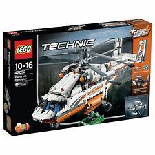 Lego Technic 42052 - Schwerlasthubschrauber OVP mit  Anleitung - Topzustand