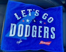 Dodgers Nlds Rally Towel 101221 New Sga