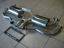 Porsche 987 Boxster & Boxster S 05-08 Top Speed Pro-1 Performance Exhaust System