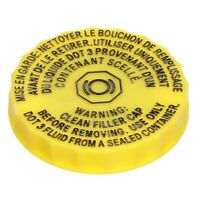 Yellow fits Jeep//Dodge//Chrysler Brake Master Cylinder Replacement Cap