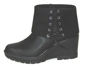 $150 Women's Timberland Kellis Mid Fold Wedge Boots  Size: US: 9.5 Style: A1IJS