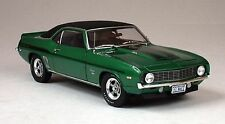 1969 YENKO Camaro Rally GREEN Supercar 1/504 1:18 Highway 61 50699