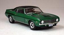 1969 YENKO Camaro Rally GREEN Supercar 1/504 1:18 Highway 61 50699