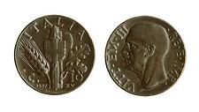 pcc1569_20) Vittorio Emanuele III  (1901-1943) 10 Cent Impero 1937