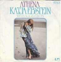 """Katja Ebstein - Athena (7"""", Single) Vinyl Schallplatte - 1968"""
