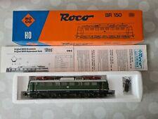H0 Roco Elektrolokomotive BR 150 mit Karton 04140A