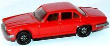 car 1/87 HERPA 2020 JAGUAR XJ6/12 S.III 1978 RED NEW NO BOX