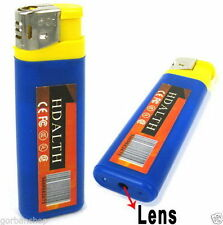 Mini DV Lighter Hidden Spy Cam Camera DVR USB Video Recorder Micro Sd Up to 16GB