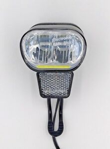 Spanninga Axendo 60 Xdas (standlight/automatic/DRL) hub dynamo headlamp