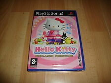 HELLO KITTY ROLLER RESCUE DE XPEC ENTERTAIMENT PARA LA SONY PS2 NUEVO PRECINTADO