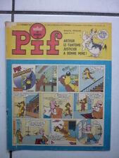 VAILLANT  LE JOURNAL DE  PIF /     / 12  NOVEMBRE 1967
