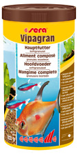 PROMOTION SERA VIPAGRAN 1000ml FOOD FOR FISH ORNAMENT