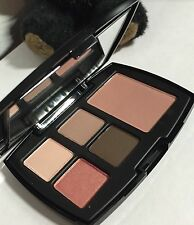 Lancome Color Design Palette Eyeshadow (4) & Blush (1) Travel Size GWP #05SW New