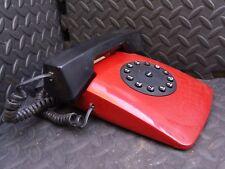 1970's Canadian FUTURFONE LeMans Desktop Telephone Home Phone Space Age Retro