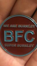 BFC Pin Badge ( We Are Burnley Super Burnley ) Brand New Design UTC